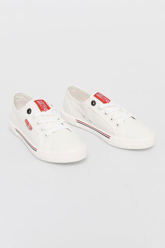 Big Star - Tenisówki biały