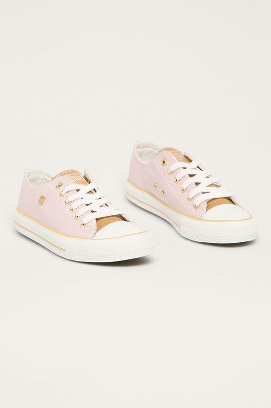 Big Star - Tenisi roz
