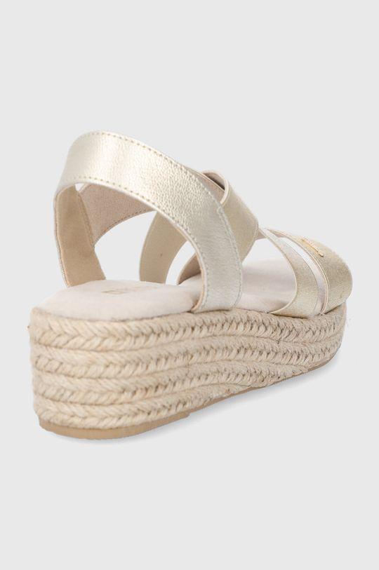 Big Star - Sandále  Zvršok: Textil, Prírodná koža Vnútro: Textil Podrážka: Syntetická látka