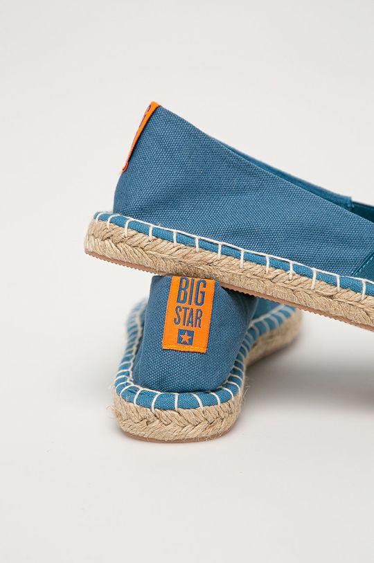 Big Star - Espadrilky  Svršek: Textilní materiál Vnitřek: Textilní materiál Podrážka: Umělá hmota