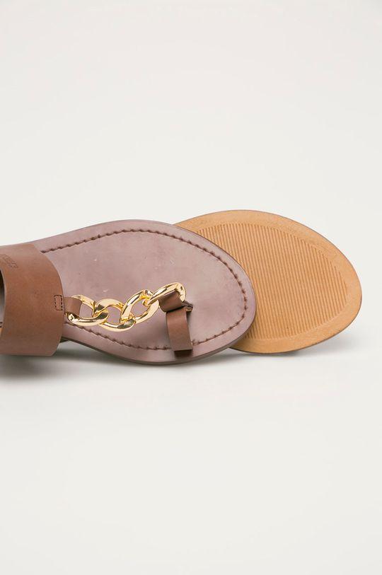 Big Star - Kožené sandály  Svršek: Přírodní kůže Vnitřek: Přírodní kůže Podrážka: Umělá hmota