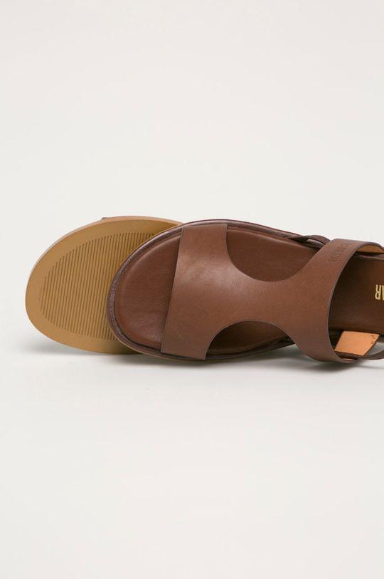 Big Star - Kožené sandály  Svršek: Přírodní kůže Vnitřek: Umělá hmota, Přírodní kůže Podrážka: Umělá hmota