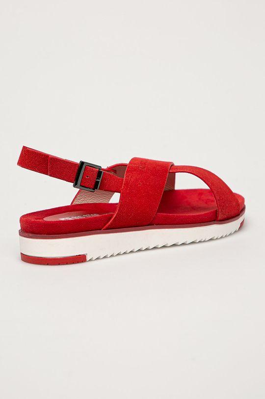 Big Star - Sandále červená