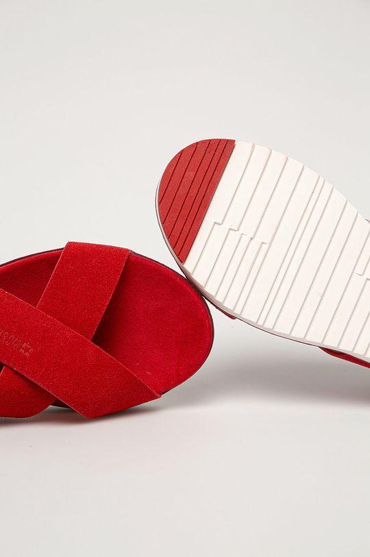 červená Big Star - Sandále