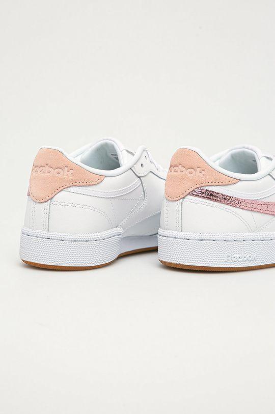 Reebok Classic - Kožené boty Club C  Svršek: Přírodní kůže Vnitřek: Textilní materiál Podrážka: Umělá hmota