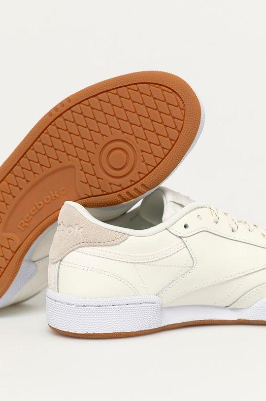 Reebok Classic - Kožená obuv Club C 85  Zvršok: Prírodná koža Vnútro: Textil Podrážka: Syntetická látka