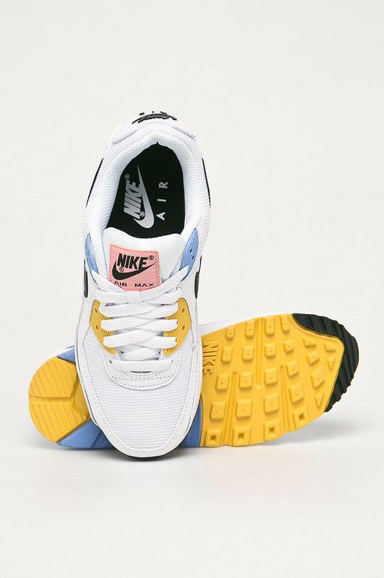 biela Nike Sportswear - Topánky Air Max 90