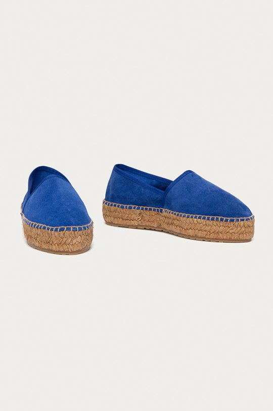 Love Moschino - Espadrilky modrá
