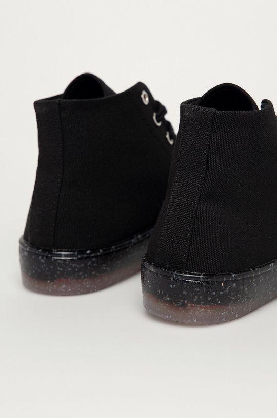 Love Moschino - Tenisi  Gamba: Material textil Interiorul: Material textil Talpa: Material sintetic