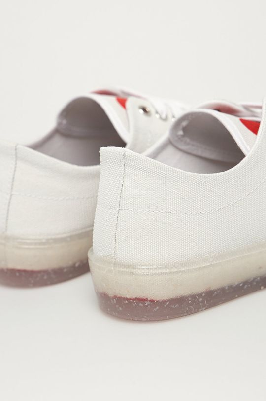 Love Moschino - Tenisky  Svršek: Umělá hmota, Textilní materiál Vnitřek: Textilní materiál Podrážka: Umělá hmota