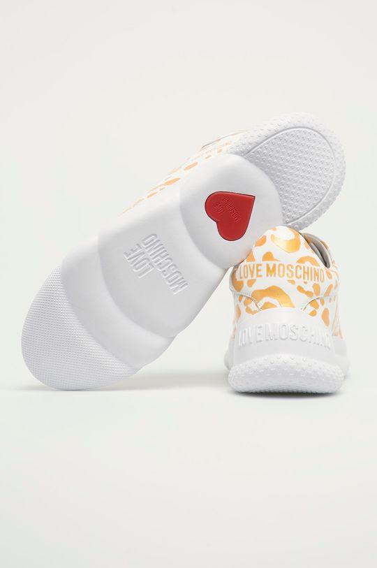 Love Moschino - Buty Cholewka: Materiał syntetyczny, Wnętrze: Materiał tekstylny, Podeszwa: Materiał syntetyczny