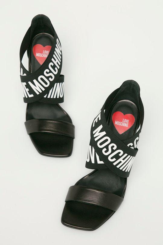 Love Moschino - Sandały Damski