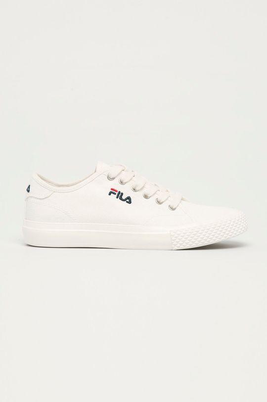 biały Fila - Tenisówki Damski