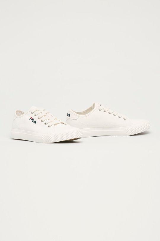 Fila - Tenisówki biały
