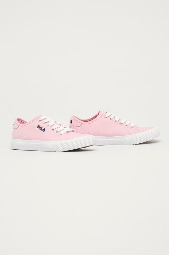 Fila - Tenisówki różowy