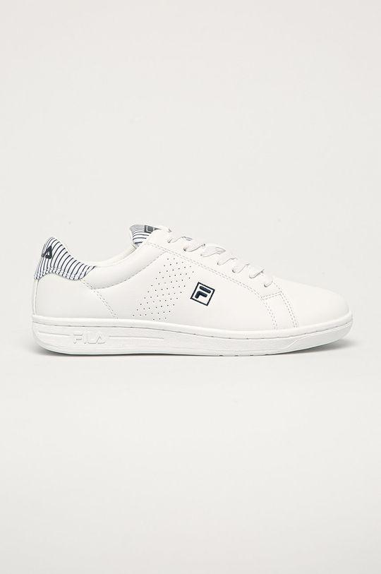 biały Fila - Buty Crosscourt 2 NT Damski