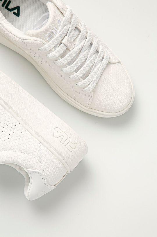 biały Fila - Buty Crosscourt Altezza