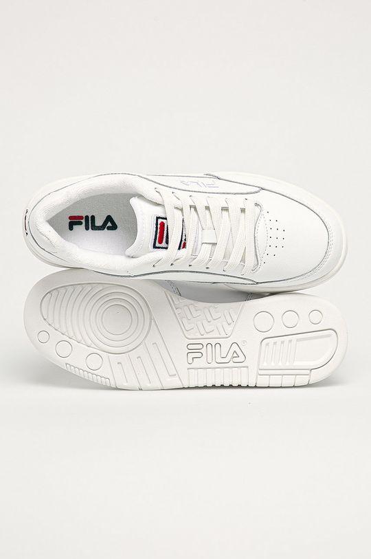 biela Fila - Kožená obuv Town Classic