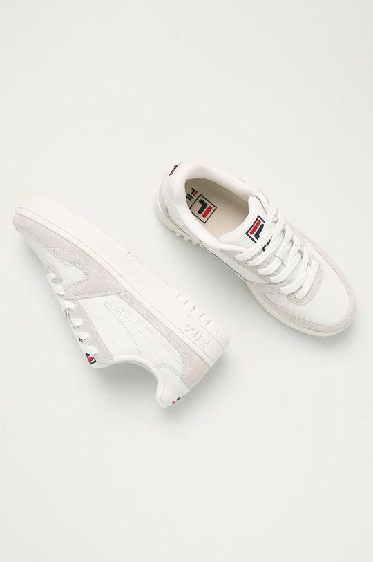 bílá Fila - Kožené boty FXVentuno