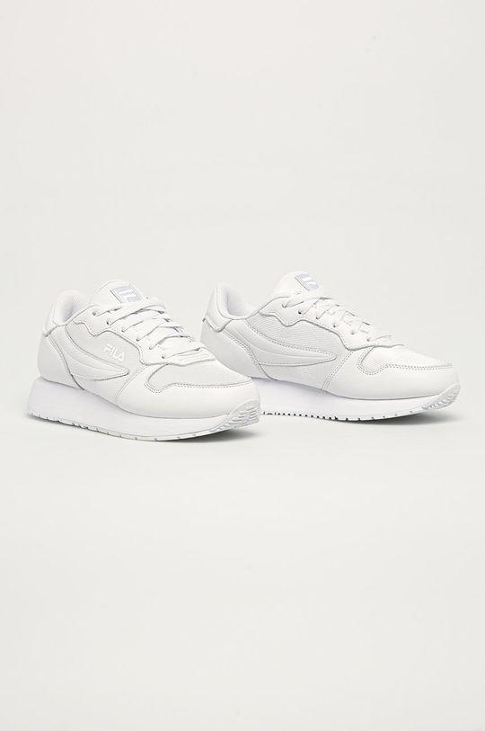 Fila - Buty Retroque biały
