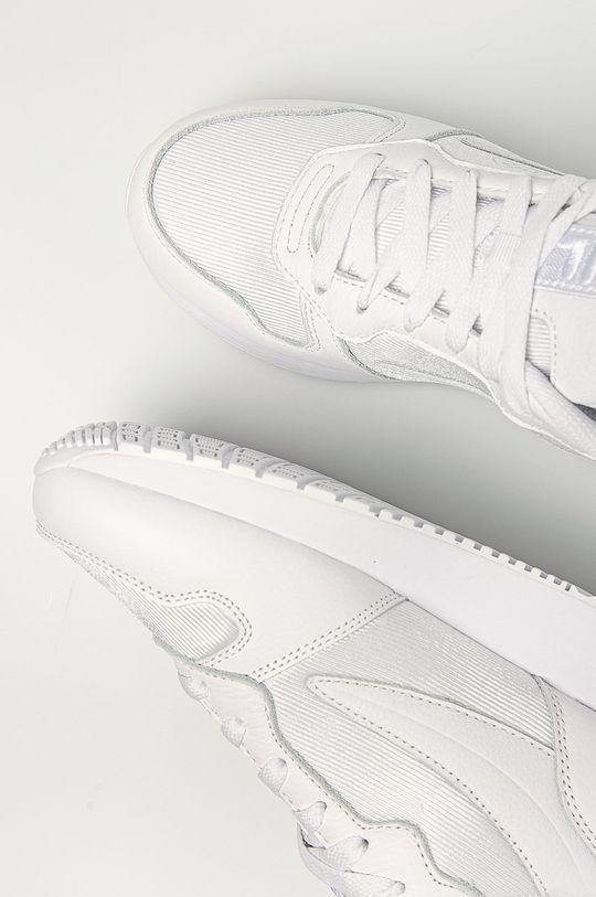 biały Fila - Buty Retroque