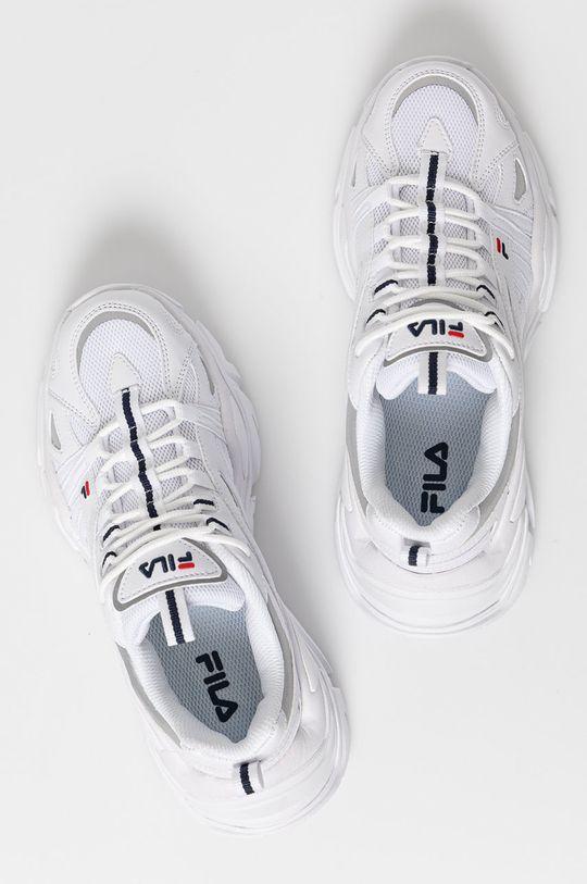 biały Fila - Buty Electrove