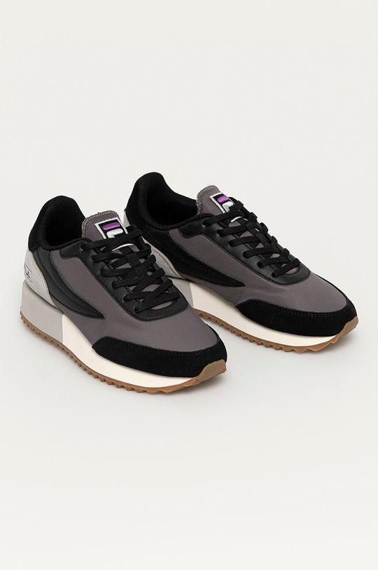 Fila - Pantofi Retronique gri