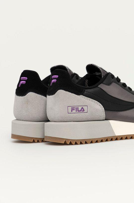Fila - Pantofi Retronique  Gamba: Material textil, Piele intoarsa Interiorul: Material textil Talpa: Material sintetic