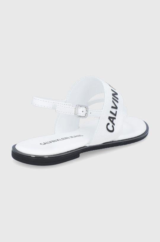 Calvin Klein Jeans - Sandály  Svršek: Textilní materiál, Přírodní kůže Vnitřek: Umělá hmota, Přírodní kůže Podrážka: Umělá hmota