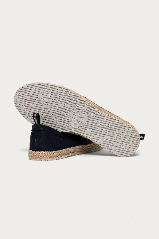 námořnická modř Calvin Klein Jeans - Espadrilky