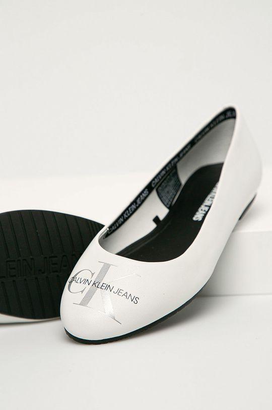 Calvin Klein Jeans - Balerini de piele De femei