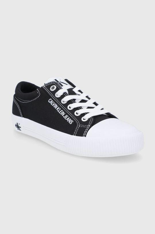 Calvin Klein Jeans - Tenisówki czarny