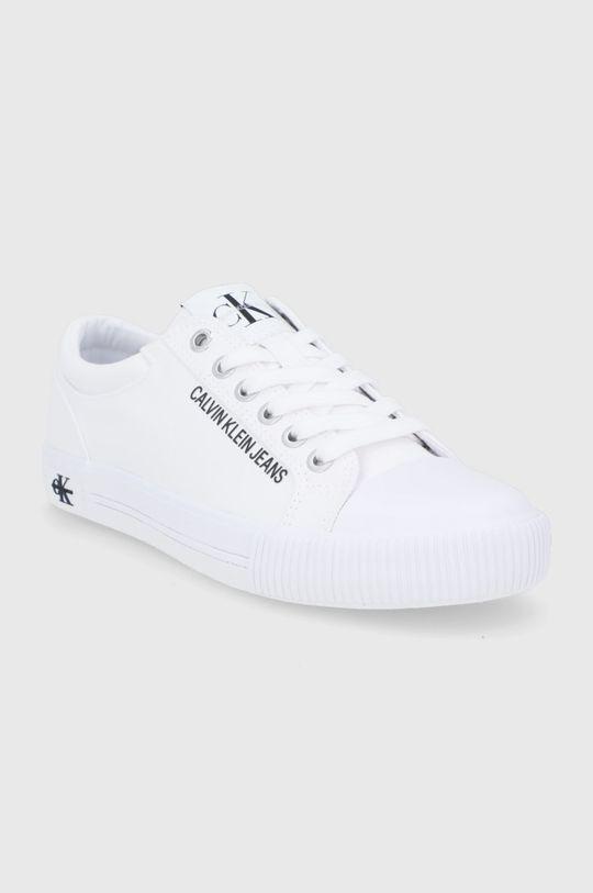 Calvin Klein Jeans - Tenisówki biały