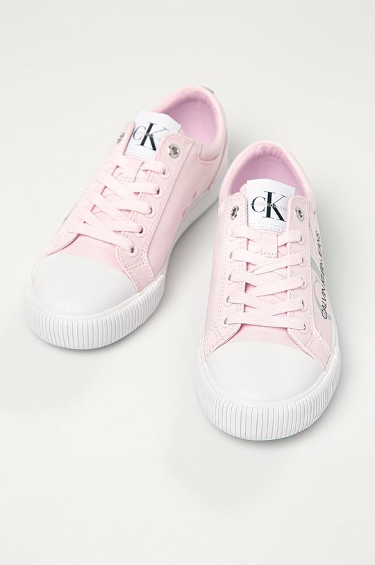 Calvin Klein Jeans - Tenisky růžová