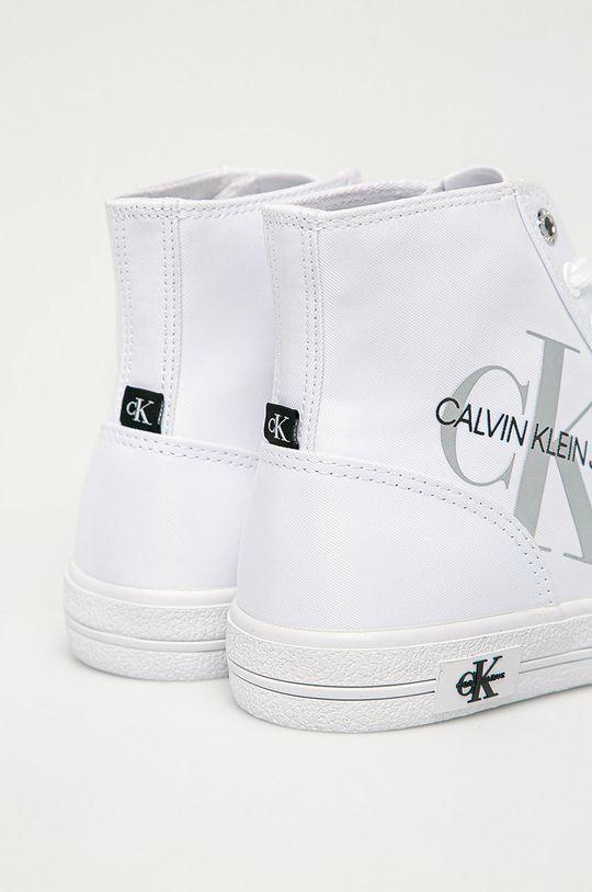 Calvin Klein Jeans - Tenisi  Gamba: Material textil Interiorul: Material textil Talpa: Material sintetic