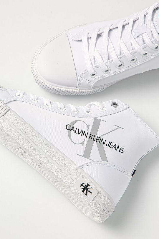 alb Calvin Klein Jeans - Tenisi