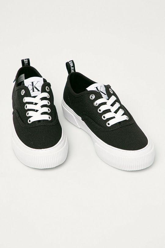 Calvin Klein Jeans - Tenisky čierna