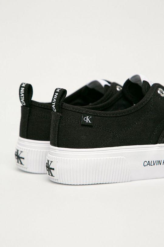 Calvin Klein Jeans - Tenisky  Zvršok: Textil Vnútro: Textil Podrážka: Syntetická látka