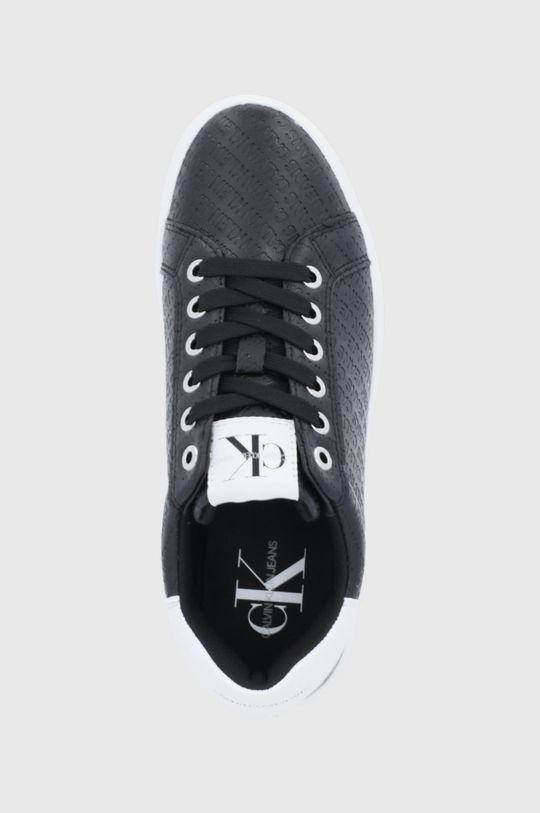 czarny Calvin Klein Jeans - Tenisówki