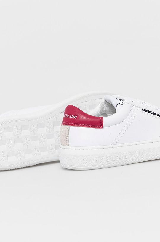 Calvin Klein Jeans - Boty  Svršek: Umělá hmota, Semišová kůže Vnitřek: Textilní materiál Podrážka: Umělá hmota