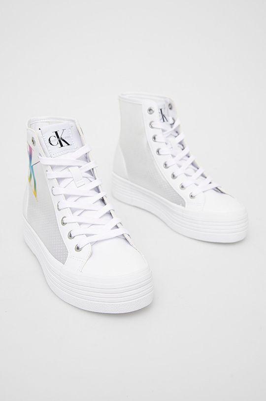 Calvin Klein Jeans - Kecky bílá