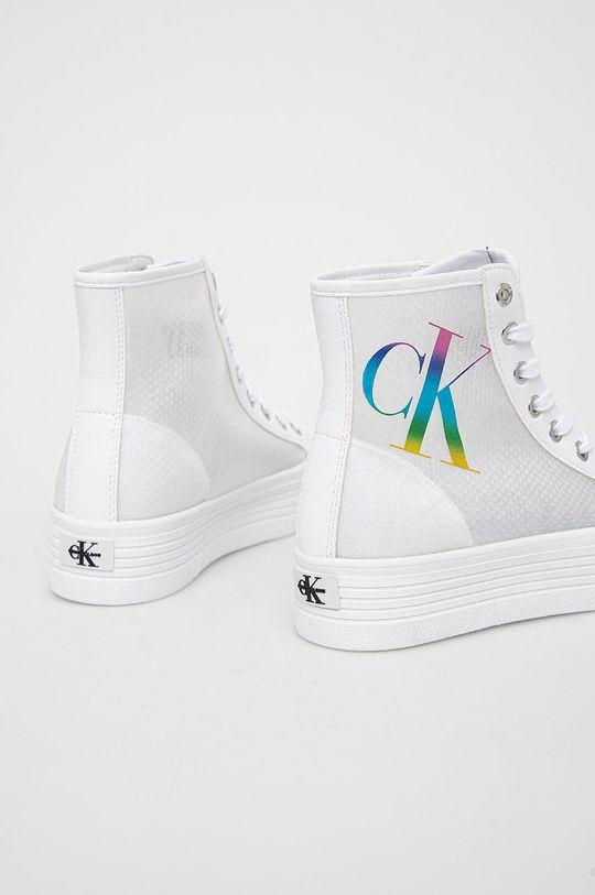 Calvin Klein Jeans - Kecky  Svršek: Umělá hmota, Textilní materiál Vnitřek: Textilní materiál Podrážka: Umělá hmota