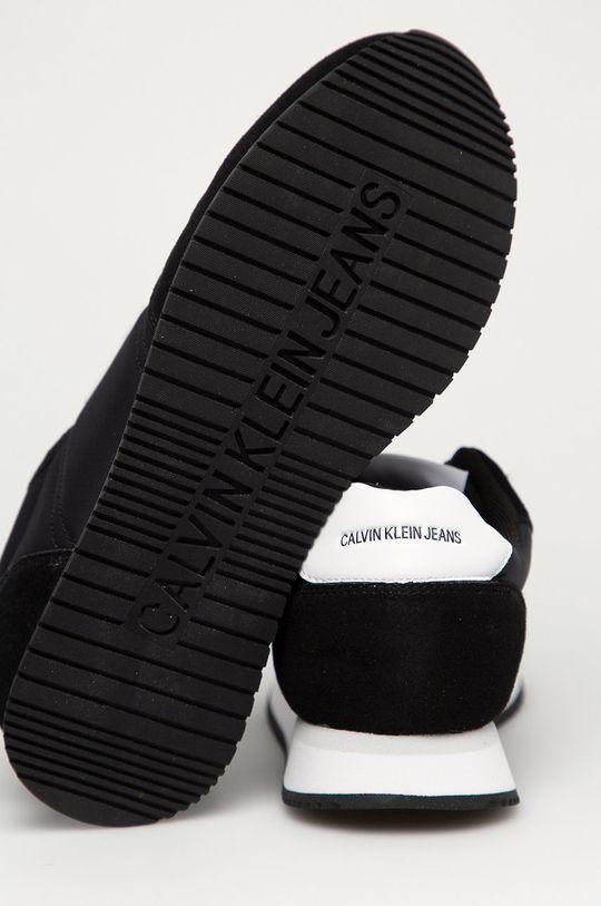 Calvin Klein Jeans - Pantofi  Gamba: Material textil Interiorul: Material textil Talpa: Material sintetic