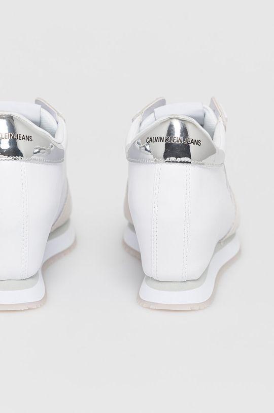 Calvin Klein Jeans - Buty Cholewka: Materiał syntetyczny, Skóra zamszowa, Wnętrze: Materiał tekstylny, Podeszwa: Materiał syntetyczny