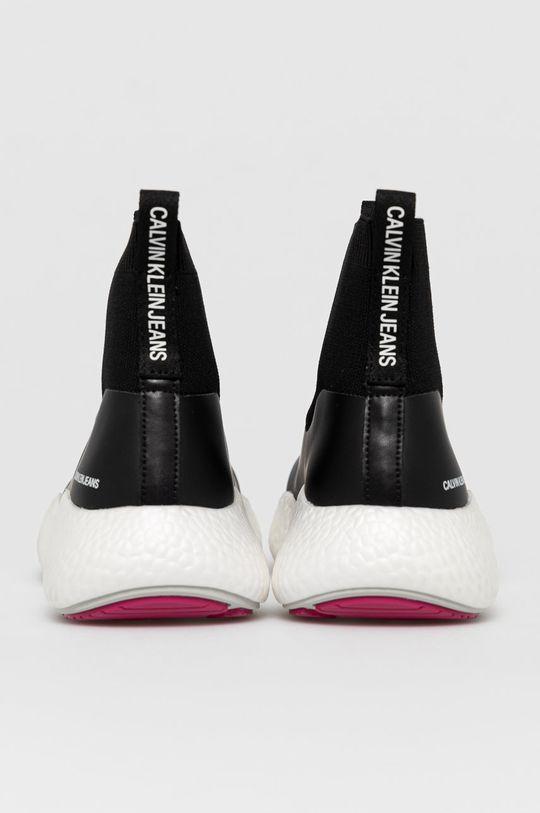 Calvin Klein Jeans - Boty  Svršek: Umělá hmota, Textilní materiál Vnitřek: Textilní materiál Podrážka: Umělá hmota