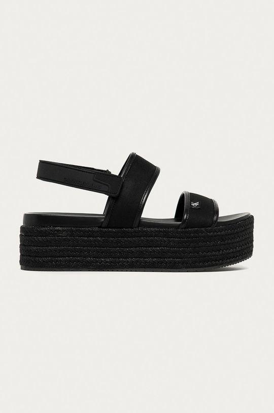 negru Calvin Klein Jeans - Sandale De femei