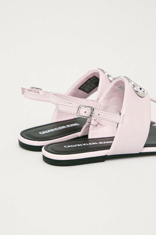 Calvin Klein Jeans - Sandály  Svršek: Umělá hmota Vnitřek: Umělá hmota Podrážka: Umělá hmota