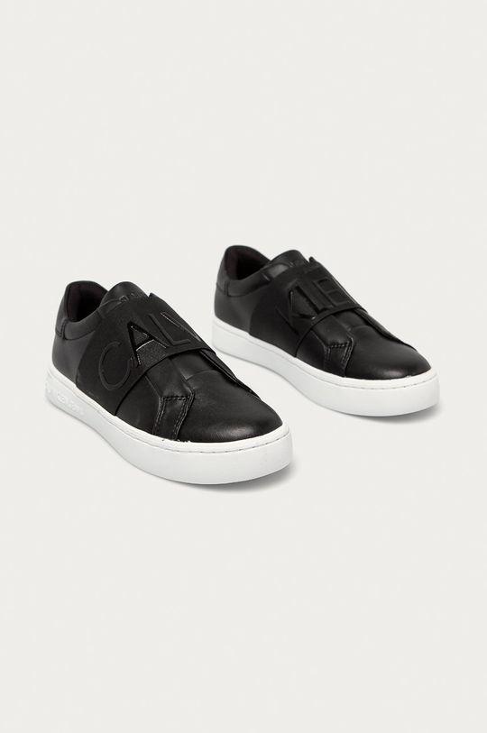 Calvin Klein Jeans - Boty černá