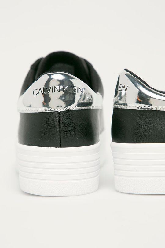 Calvin Klein Jeans - Boty  Svršek: Umělá hmota Podrážka: Umělá hmota