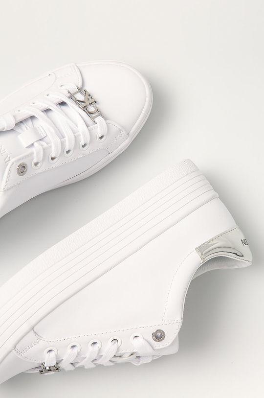 Calvin Klein Jeans - Kožené boty  Svršek: Přírodní kůže Vnitřek: Textilní materiál Podrážka: Umělá hmota